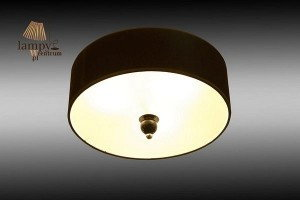 Sinus Lighting Nero Lampa sufitowa 3-punktowa 1599X 1599X nero
