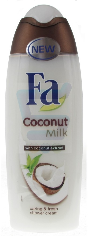 Fa Żel pod prysznic Coconut Milk 250 ml
