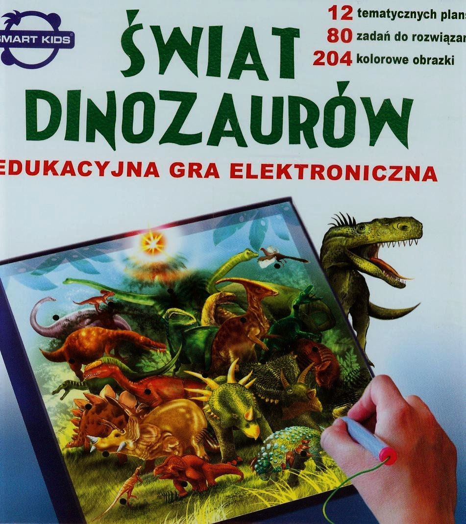 Jawa Świat dinozaurów