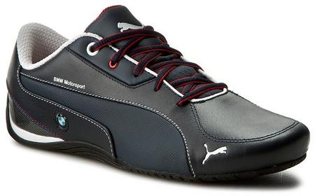 Puma Drift Cat V BMW NM 304879-01 granatowy