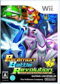 Pokemon Battle Revolution Wii