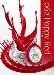 Semilac UV Gel Color 062 Poppy Red 5ml