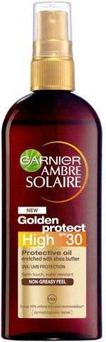 Garnier Ambre Solaire Golden Protect SPF30 olejek do opalania 150ml