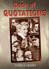 Opinie o Katherine Wright  Book of Quotations