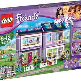 LEGO Friends Super Pack 3w1 66526