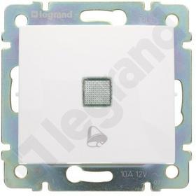 Legrand Valena przycisk jednobiegunowy,dzwonkowy,podświetlany 774415