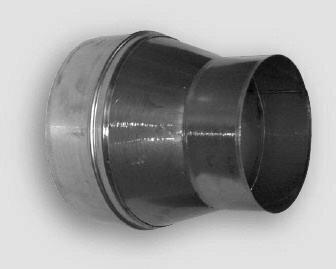 Darco Redukcja żaroodporna fi 120-110mm