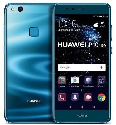 Huawei P10 Lite 32GB Dual Sim Niebieski