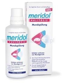 Meridol Płyn Halitosis 400ml P63
