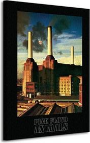 Pink Floyd (Animals) - Obraz na płótnie