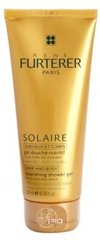 Rene Furterer Solaire odżywczy żel pod prysznic do włosów i ciała (With Jojoba Wax) 200 ml