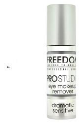 Freedom Pro Studio Dramatic Sensitive Eye Makeup Remover żel do demakijażu oczu 30ml