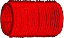 Opinie o Comair Wałki Na rzepy 13mm czerwone 12szt 5412058400070