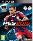 Pro Evolution Soccer 2015 Day One Edition PS3