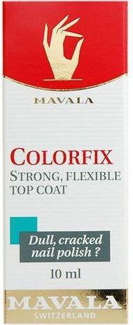Mavala Colorfix utwardzacz lakieru z akrylem 10ml