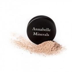Annabelle Minerals , podkład mineralny rozświetlający, 10g