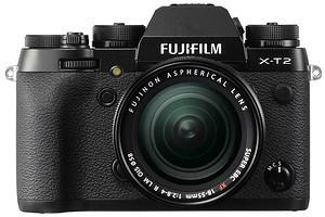 Fuji X-T2 + 18-55 R LM OIS