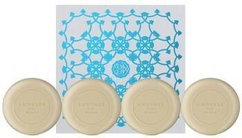 Amouage Ciel 4 x 50 g mydło perfumowane