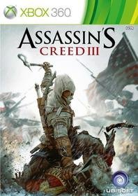 Assassins Creed 3 Xbox 360