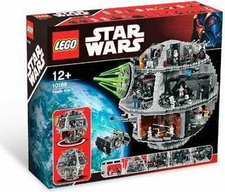 LEGO Star Wars - Gwiazda śmierci (Death Star) 10188