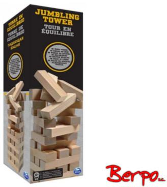 Spin Master MASTER 635711 Jenga Jumbling Tower SPINMASTER.635711