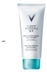 Vichy Purete Thermale 3in1 One Step Cleanser Sensitive Skin preparat do demakijażu twarzy i oczu 300ml