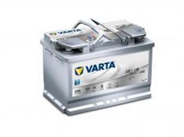 Varta Akumulator Silver dynamic AGM E39 70Ah Silver dynamic AGM 570901076