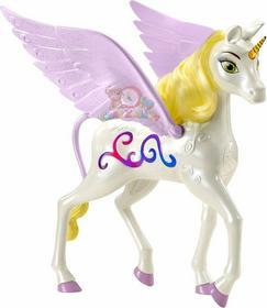 Mattel Mia i Ja - Onchao jednorożec światełka i dźwięki BJR53