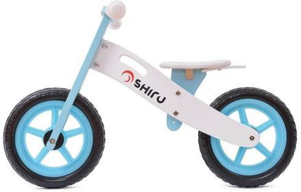 SHIRU Rowerek niebieski SROW-02