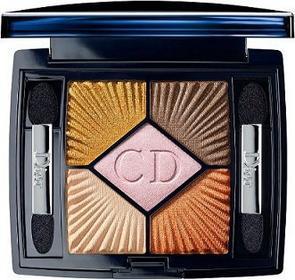 Dior 5 Couleurs Croisette Edition 654 Aurora Paleta pięciu cieni do po