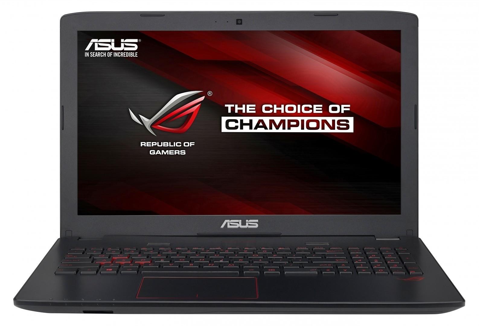 """Opinie o Asus GL552VW-XO169T 15,6"""", Core i5 2,3GHz, 4GB RAM, 1000GB HDD (GL552VW-XO169T)"""