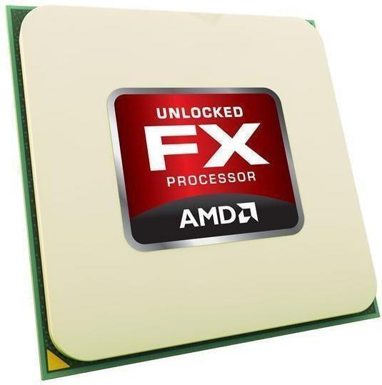 Opinie o AMD X8 FX-9590
