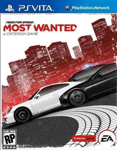 Need for Speed: Most Wanted 2012 PS Vita
