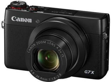 Canon Powershot G7X czarny