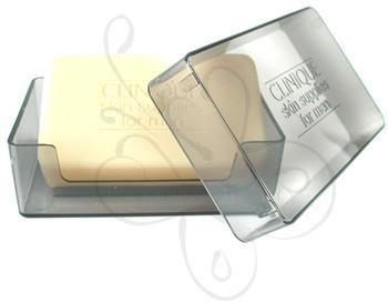 Clinique Face Soap Extra Strength Mydło w kostce do twarzy w kostce do skóry mieszanej i