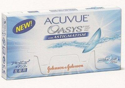 Johnson&Johnson Acuvue Oasys for Astigmatism 6 szt.
