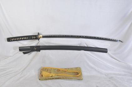 Kuźnia mieczy samurajskich Miecz samurajski katana, stal 1060, r874