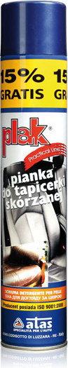 Atas PLAK PRACTICAL PIANKA 500 ML DO preparat do czyszczenia tapicerki SKÓRZANEJ