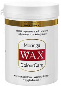 Pilomax Moringa WAX COLOUR CARE Maseczka do włosów rude 240g 7059947