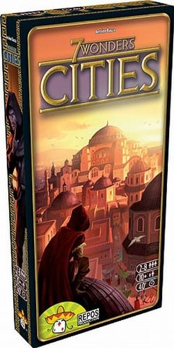 Unbekannt Repos 692085 - 7 Wonders Cities