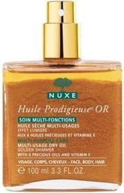 Nuxe HUILE PRODIGIEUSE OR suchy olejek z drobinkami 50ml