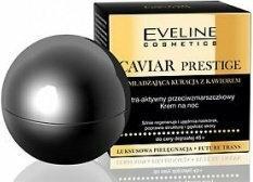 Eveline Cosmetics Caviar Prestige 45+ krem na noc przeciw zmarszczkom  50ml