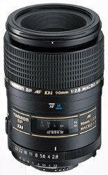 Tamron AF SP 90mm f/2.8 Di Macro 1:1 Nikon