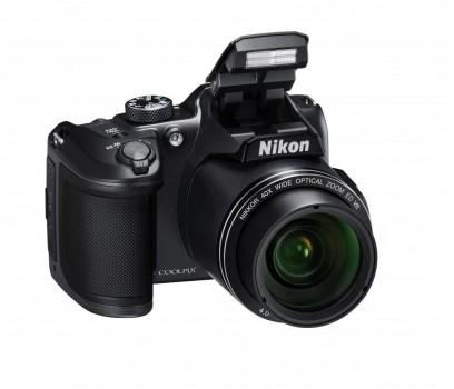 Opinie o Nikon Coolpix B500 czarny