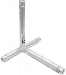 Alutruss SINGLESYSTEM SINGLELOCK SH-42 4-way-corner 90°