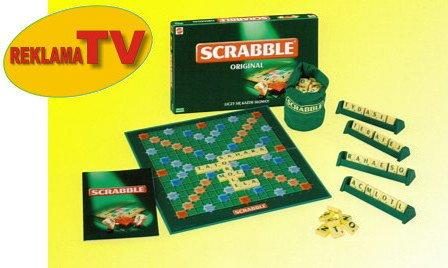 Mattel Scrabble Original 51289
