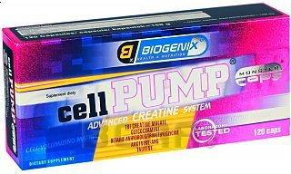 Biogenix Cell Pump Monster Caps  120 kaps.