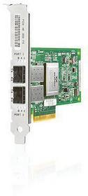 HP StorageWorks 82Q 8Gb Dual Port PCI-e Fibre Channel Host Bus Adapter AJ764A