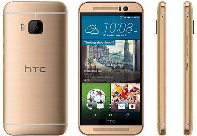 HTC One M9 32GB Złoty