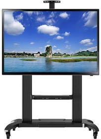 Fiber Novelty CF100 - profesjonalny stojak, wieszak TV, wózek do LCD, LED plazma 60 - 100